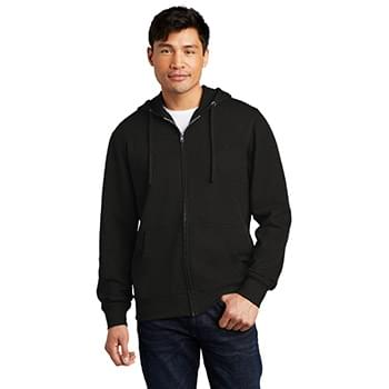 District ®  V.I.T. ™ Fleece Full-Zip Hoodie DT6102