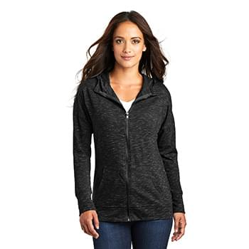 District  ®  Women's Medal Full-Zip Hoodie. DT665