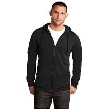 District ®  The Concert Fleece ®  Full-Zip Hoodie. DT800