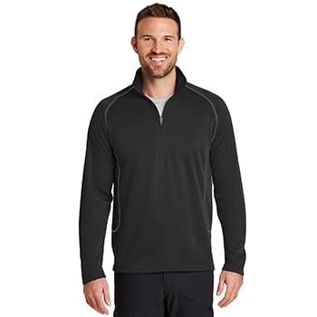 Eddie Bauer ®  Smooth Fleece Base Layer 1/2-Zip. EB236