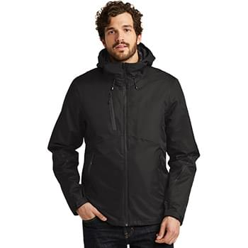 Eddie Bauer ®  WeatherEdge ®  Plus 3-in-1 Jacket. EB556