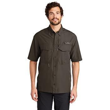 Eddie Bauer ®  - Short Sleeve Performance Fishing Shirt. EB602