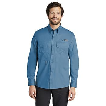 Eddie Bauer ®  - Long Sleeve Fishing Shirt. EB606