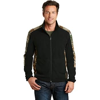 Port Authority ®  Camouflage Microfleece Full-Zip Jacket. F230C