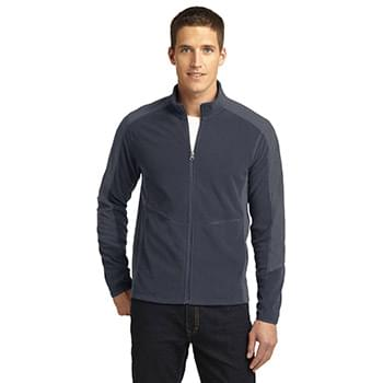 Port Authority ®  Colorblock Microfleece Jacket. F230