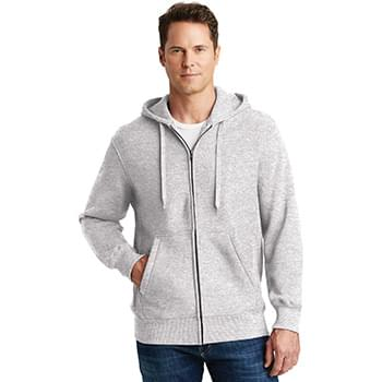 Sport-Tek ®  Super Heavyweight Full-Zip Hooded Sweatshirt.  F282