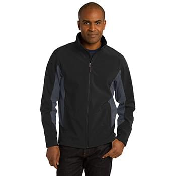 Port Authority ®  Core Colorblock Soft Shell Jacket. J318