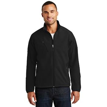 Port Authority ®  Textured Soft Shell Jacket. J705