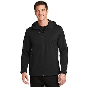 Port Authority ®  Active Hooded Soft Shell Jacket. J719