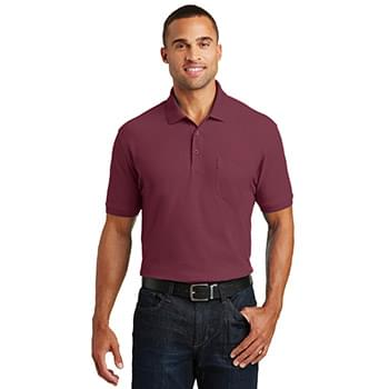Port Authority ®  Core Classic Pique Pocket Polo. K100P