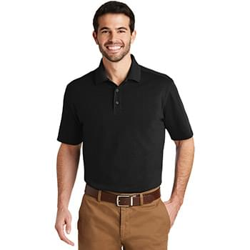 Port Authority ®  SuperPro ™  Knit Polo. K164