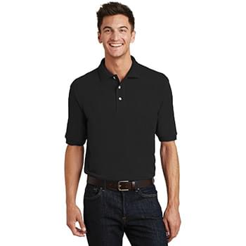 Port Authority ®  Heavyweight Cotton Pique Polo with Pocket.  K420P