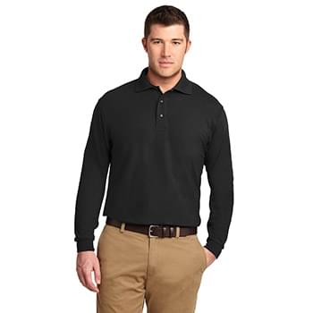 Port Authority ®  Silk Touch™ Long Sleeve Polo.  K500LS