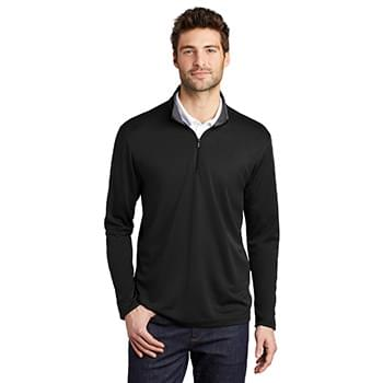 Port Authority  ®  Silk Touch  ™  Performance 1/4-Zip K584