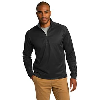 Port Authority ®  Vertical Texture 1/4-Zip Pullover. K805