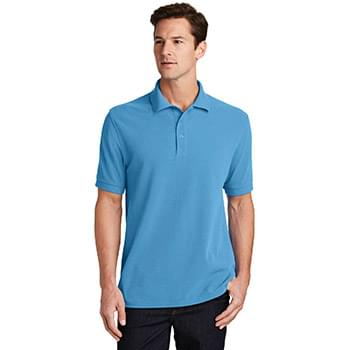 Port & Company ®  Combed Ring Spun Pique Polo. KP1500