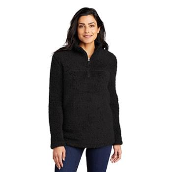 Port Authority  ®   Ladies Cozy 1/4-Zip Fleece L130