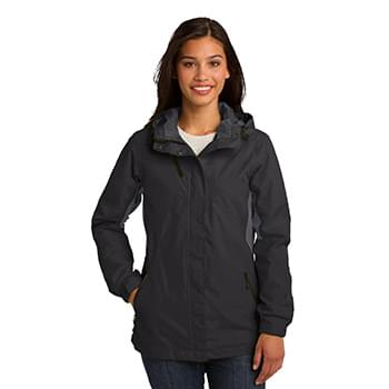 Port Authority ®  Ladies Cascade Waterproof Jacket. L322