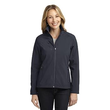 Port Authority ®  Ladies Welded Soft Shell Jacket. L324