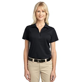 Port Authority ®  Ladies Tech Pique Polo. L527