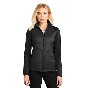 Port Authority ®  Ladies Hybrid Soft Shell Jacket. L787