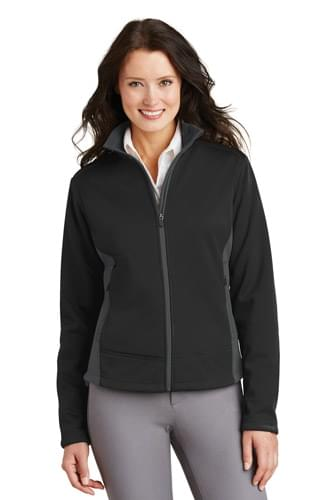 Port Authority ®  Ladies Two-Tone Soft Shell Jacket.  L794