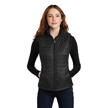 Port Authority  ®  Ladies Packable Puffy Vest L851
