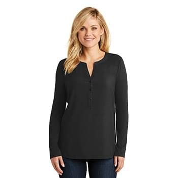 Port Authority ®  Ladies Concept Henley Tunic. LK5432