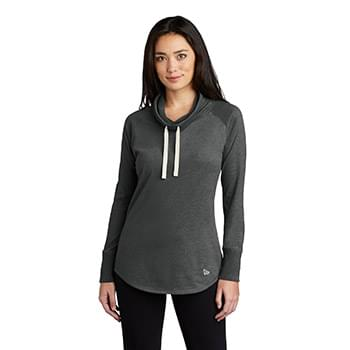 New Era  ®  Ladies Sueded Cotton Blend Cowl Tee LNEA123
