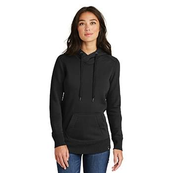 New Era  ®  Ladies French Terry Pullover Hoodie. LNEA500