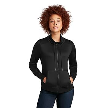 New Era  ®  Ladies Performance Terry Full-Zip Cowl LNEA530