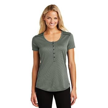 OGIO  ®  Ladies Orbit Henley. LOG134