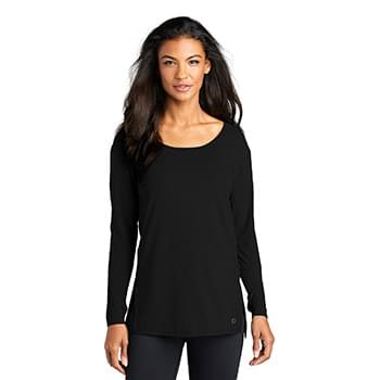 OGIO  ®  Ladies Luuma Long Sleeve Tunic. LOG802