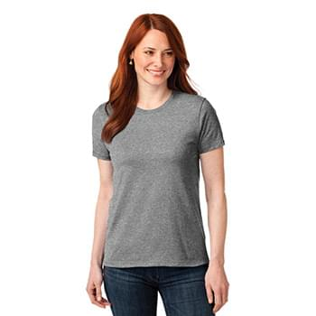 Port & Company ®  Ladies Core Blend Tee. LPC55