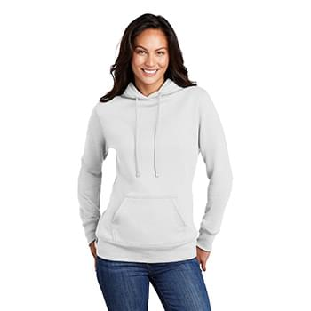 Port & Company  ®  Ladies Core Fleece Pullover Hooded Sweatshirt LPC78H