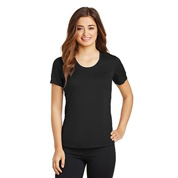 Sport-Tek ®  Ladies PosiCharge ®  Elevate Scoop Neck Tee. LST380