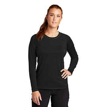 Sport-Tek  ®  Ladies Long Sleeve Rashguard Tee. LST470LS