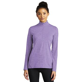 Sport-Tek ®  Ladies Exchange 1.5 Long Sleeve 1/2-Zip LST711