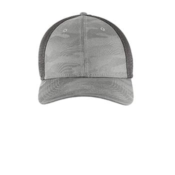 New Era  ®  Tonal Camo Stretch Tech Mesh Cap NE1091