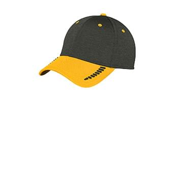 New Era  ®  Shadow Stretch Heather Colorblock Cap. NE704