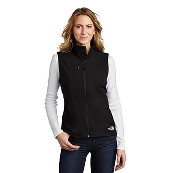 The North Face  ®  Ladies Castle Rock Soft Shell Vest. NF0A5543