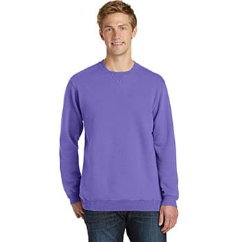 Port & Company ®  Beach Wash ™  Garment-Dyed Sweatshirt PC098