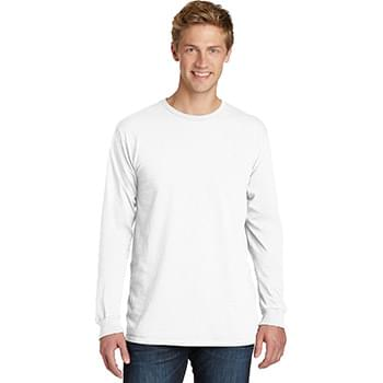 Port & Company ®  Beach Wash ™  Garment-Dyed Long Sleeve Tee PC099LS