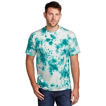Port & Company  ®  Crystal Tie-Dye Tee PC145
