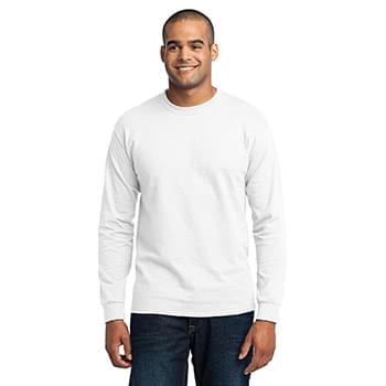 Port & Company ®  Tall Long Sleeve Core Blend Tee. PC55LST
