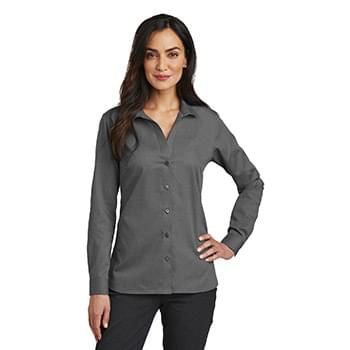 Red House ®   Ladies Nailhead Non-Iron Shirt. RH470