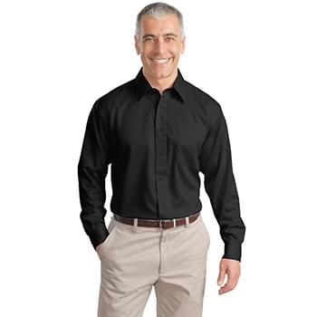 Port Authority ®  Non-Iron Twill Shirt.  S638