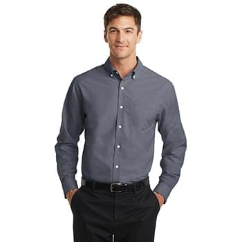 Port Authority ®  SuperPro ™  Oxford Shirt. S658