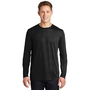 Sport-Tek Long Sleeve PosiCharge Competitor  Cotton Touch  Tee. ST450LS