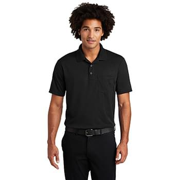 Sport-Tek  ®  PosiCharge  ®  RacerMesh  ®  Pocket Polo. ST640P